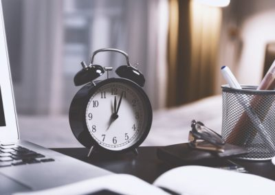 How I Found An Extra 2 Hours A Day To Start A New Career