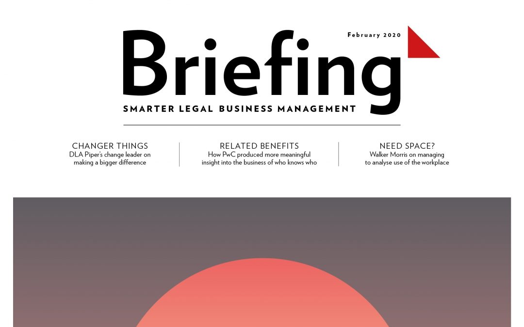Briefing magazine – COO Your Future